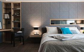 15-20万140平米四室两厅现代简约风格卧室效果图