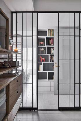 80平米三室两厅北欧风格厨房设计图