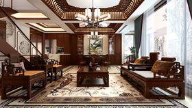 140平米別墅中式風格其他區域裝修圖片大全