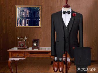 欧唯恩OWN suits 西服西装正装大衣衬衣定制定做