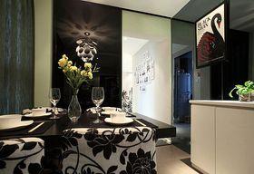 10-15万120平米三室一厅现代简约风格餐厅效果图