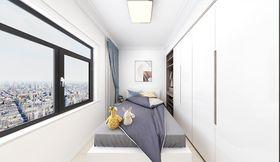 140平米現代簡約風格兒童房設計圖