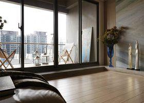 10-15万140平米四室两厅现代简约风格阳台装修效果图
