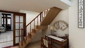 140平米四室两厅中式风格阁楼装修案例
