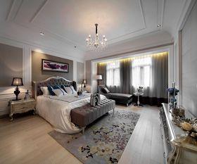 10-15万130平米三室两厅欧式风格卧室装修案例