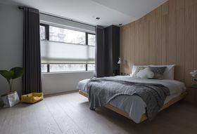140平米三室两厅北欧风格卧室装修图片大全