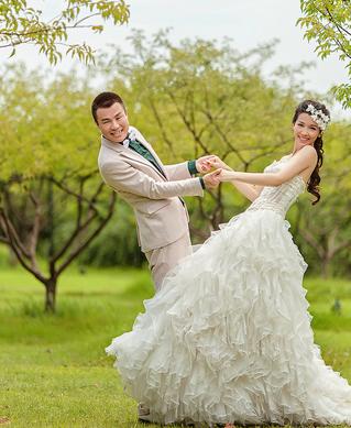 喜糖成就别致的婚礼