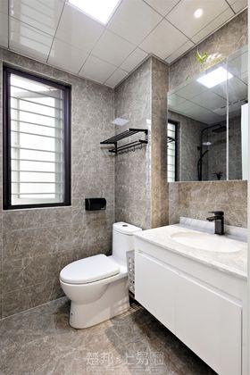110平米三室一厅其他风格卫生间图