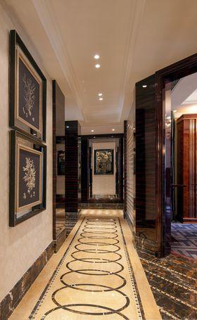 140平米四法式风格走廊图片