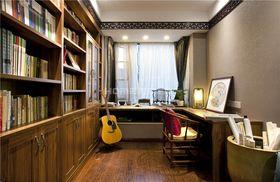 富裕型140平米四室两厅中式风格书房效果图