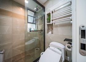 120平米三现代简约风格卫生间欣赏图