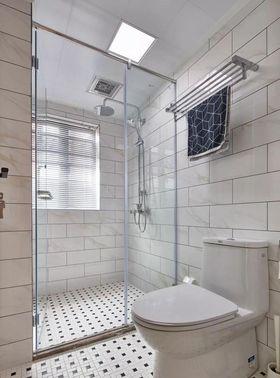 110平米三室一厅现代简约风格卫生间图片
