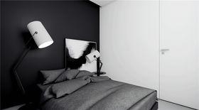 140平米四室一廳現代簡約風格臥室裝修案例
