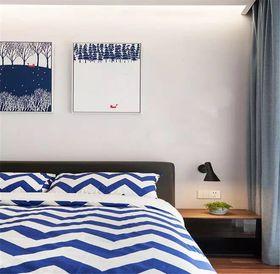 5-10万80平米现代简约风格卧室欣赏图