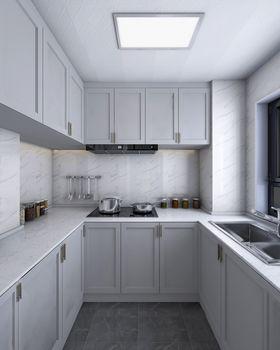 40平米小户型现代简约风格厨房图片大全