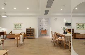 140平米四室两厅北欧风格客厅图片
