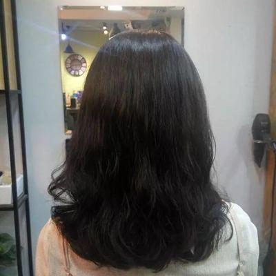 丽人 美发图库 烫发效果图  5033 创意烫发 中发 女图片