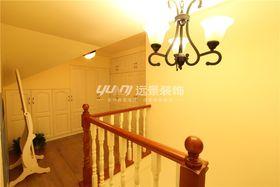 140平米四室两厅美式风格楼梯设计图