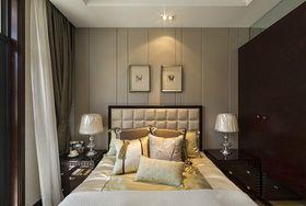 140平米四中式风格卧室图