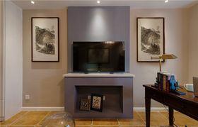 10-15万110平米三室两厅美式风格玄关图片