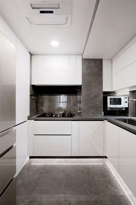 130平米三现代简约风格厨房图片大全