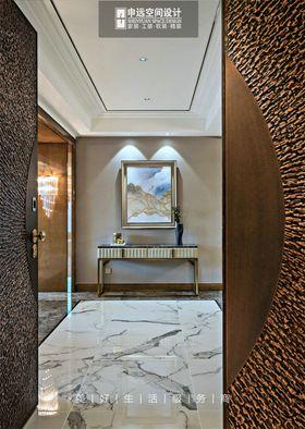 140平米四室两厅现代简约风格玄关欣赏图