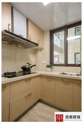 80平米三日式风格厨房装修图片大全