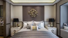 60平米現代簡約風格臥室裝修圖片大全