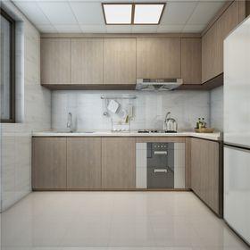 140平米别墅新古典风格厨房装修效果图