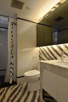 100平米现代简约风格卫生间图片