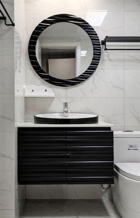 110平米三室两厅新古典风格卫生间装修案例
