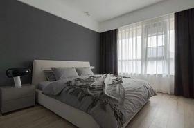 140平米復式現代簡約風格臥室效果圖