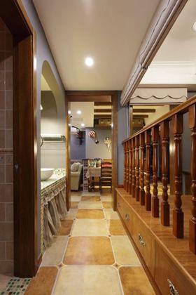 10-15万130平米四室两厅美式风格走廊图
