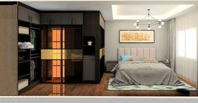 中式风格卧室图