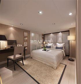 120平米三現代簡約風格臥室圖片