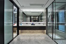 140平米四室兩廳現代簡約風格衛生間欣賞圖