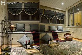 90平米美式风格美式家具装修图片大全
