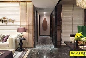 120平米四室一厅法式风格走廊欣赏图