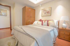 100平米三室两厅中式风格卧室装修图片大全