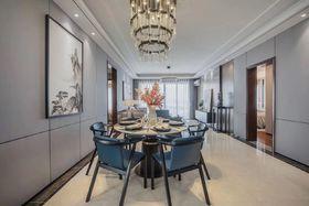 140平米四室两厅中式风格餐厅装修案例