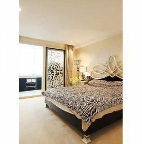 10-15万110平米三室两厅混搭风格卧室装修案例