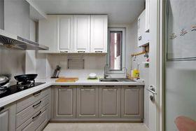 90平米新古典风格厨房装修图片大全