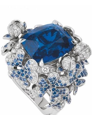 寻找完美的珠宝 拥有永恒的爱情