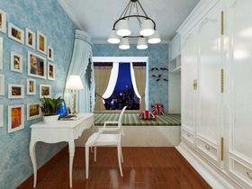 豪华型140平米四室两厅中式风格儿童房欣赏图