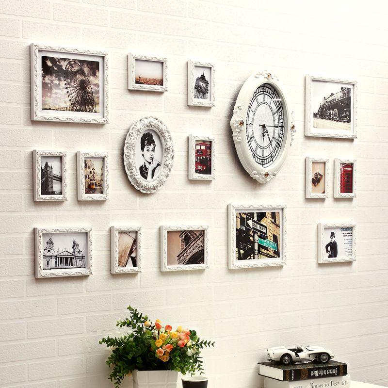 美式乡村照片墙造型设计 美式乡村照片墙如何安装