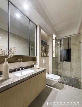 130平米三室两厅宜家风格卫生间效果图