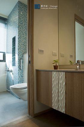 140平米四室兩廳現代簡約風格衛生間設計圖