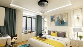 140平米三其他风格卧室欣赏图