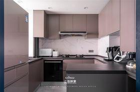 80平米三室两厅混搭风格厨房装修效果图