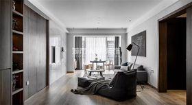 110平米三室兩廳現代簡約風格客廳裝修效果圖